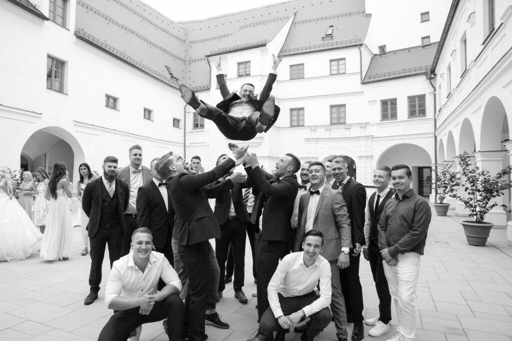 Wittelsbacher Schloss, Schlosshof, Hochzeit, Foto: Erciyas Photodesign
