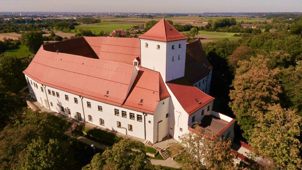 Wittelsbacher Schloss Friedberg, Foto: Ecki Diehl