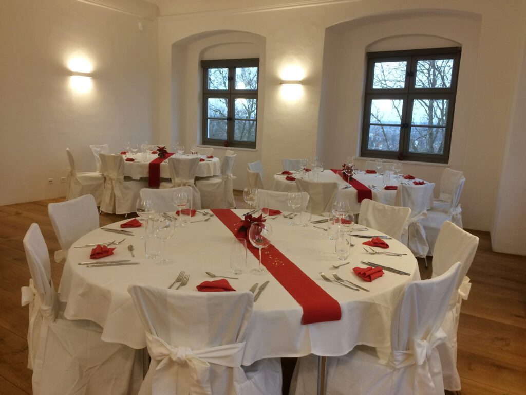 Wittelsbacher Schloss, Herzogin-Christina-Zimmer, Foto: Sonja Weinfurtner